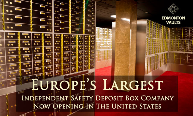 Safety Deposit Box Edmonton